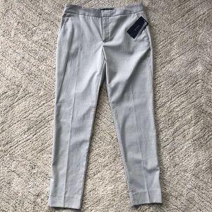 ZARA // NWT Houndstooth Plaid Pants